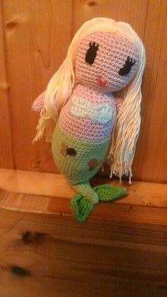 my first mermaid
