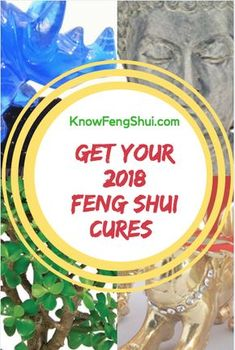 The 2018 feng shui cures for home and office are here!