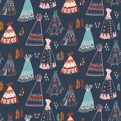 Hey, I found this really awesome Etsy listing at https://www.etsy.com/listing/261479058/navy-teal-red-and-pink-teepee-organic