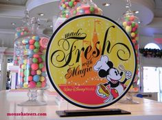 Walt Disney World: Saving Money on Food