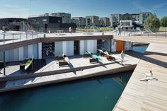 Gallery - The Floating Kayak Club / FORCE4 Architects - 9