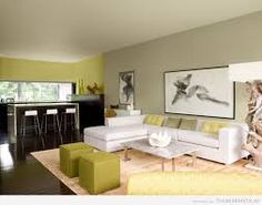 Resultado de imagen para pintados de salas modernas