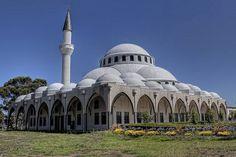 Mosquée Sunshine de Merlbourne, Australie