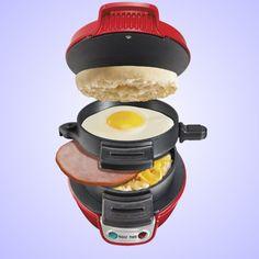 #Breakfast #Sandwich Maker