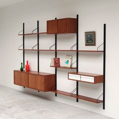 one day it's gonna be mine - Poul Cadovius Royal System Floating Wall Unit