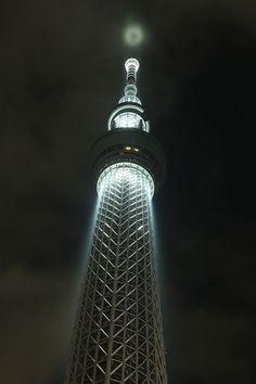 Tokyo Skytree 2012/03/11