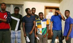 ECHOES: Seven undergraduates arrested in Lekki raid for in...
