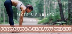 Facts & Findings with Zija's Vice President of Research and Development, Dr. Plant discusses promoting a healthy weight. Zija Weight Management System
