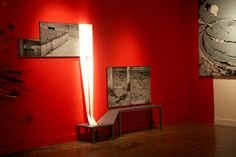 Herbert Baglione's 1000 Shadows in Rio de Janeiro at Street Art Um Panorama 2014