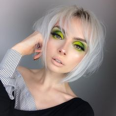 """64.3k Likes, 754 Comments - Molly Bee (@beautsoup) on Instagram: """"what would you call this look? 