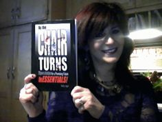 """Interview with Kathy Jager, #Cosmetology Author of the book """"As the Chair Turns"""""""