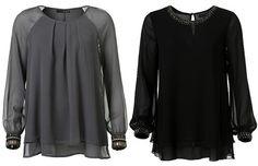 blusas de fiesta low cost del invierno 2013 primark