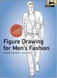 Éste libro se concentra en diseño de vestuario masculino  http://www.amazon.com/Figure-Drawing-Fashion-Design-Textiles/dp/9054961554/ref=sr_1_27?ie=UTF8qid=1403061536sr=8-27keywords=men+fashion+illustration