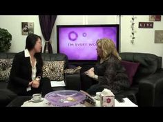 """March 26, 2014  I'm Every Woman! TV presents """"What is Your Day at the Mall Really Costing You?"""" Women & Finance with Stacey He, Financial Planner to Busy Career Women, The Savvy Woman"""