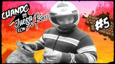 #5 CUANDO SE JUEGA CON BARRO y aparece Chuck Norris | Pasa esto | #MotoVlog - #YouTube https://youtu.be/2yuXJY3Ix_8  #motos #humor  #humor😂