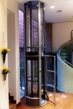 pneumatic elevator tube for-the-home
