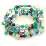 Glass Beads, Alphabet Beads, Swarovski Crystal Beads, Pearl Beads, Scrapbooking, Orlando