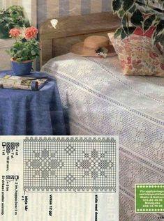 113 Best Filet Crochet Images Filet Crochet Farmhouse