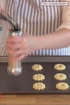 Cake Mix Cookies, Yummy Cookies, Cookies Et Biscuits, Spritz Cookies, Sugar Cookies, Twix Cookies, Cookies Soft, Crinkle Cookies, Thumbprint Cookies