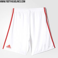 Bayern München 16-17 Home Kit Shorts /b Germany