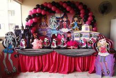 Decoração Festa Infantil Zona Sul :: Buffet - Decorações - Brinquedos - Barraquinhas