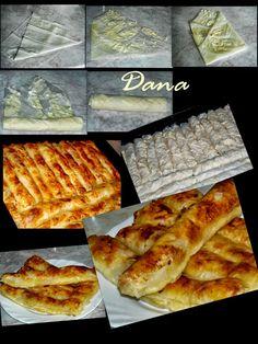 Danina kuhinja: Rolnice sa sirom