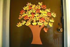 The Thankful Tree | Visit mcmilliansonthemove.wordpress.com