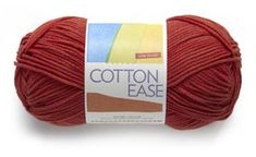 Cotton-Ease Yarn from Lion Brand Yarn