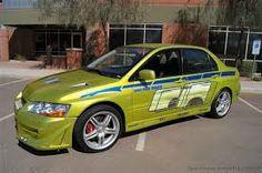 The Mitsubishi Lancer Evolution VII is major car driven by Brian O'Conner and Tej Parker in Subaru Impreza Sport, Jdm Subaru, Mitsubishi Eclipse Spyder, Mitsubishi Lancer Evolution, Yenko Camaro, Evo 9, Mitsubishi Motors, Drifting Cars, Import Cars