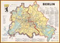 Berlin - West and East part