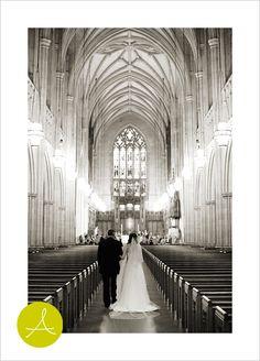 Duke Chapel-- where my parents were married