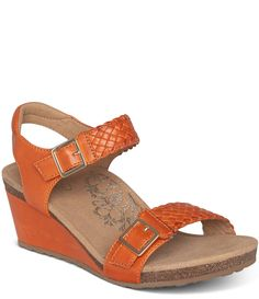 7 Best Leather wedges images   Leather wedges, Wedges, Leather