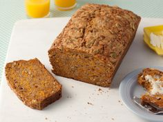Pumpkin Bread from FoodNetwork.com