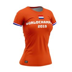 So proud of our Dutch handbal woman, WORLDCHAMPION! We had to make an awesome handbal shirt for all handball fans worldwide to keep the memory alive! CASH OUT 15 euro discount and order now man-woman-boy-girl model size Girl Model, Custom Made, Euro, Dutch, Sportswear, Fans, Memories, Woman, Awesome