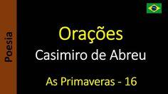 Casimiro de Abreu - 16 - Orações