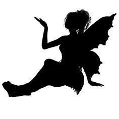 Fairy10  Fairy Silhouettes