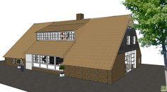 Woonboerderij 3D interieuradvies