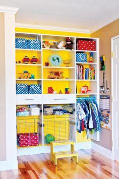 Beau Closet Boot Camp: Organize Your Kidsu0027 Closet In 5 Easy Steps