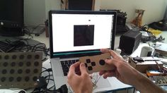 Capacitive game controller Game Controller, Games, Gaming, Plays, Game, Toys