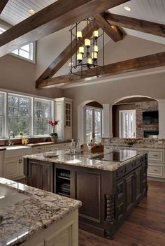 Gorgeous farmhouse kitchen cabinets makeover ideas (12)