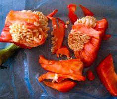 Paprikazaadjes drogen 2 votes Het is een trend: groenten en fruit kweken in eigen tuin of op jebalkon. Veel mensen hebben zelfs een echte moestuin. Al eerder hadden we het over groenten die je...