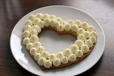 Cream tart szívtorta - határozottan nem csak Valentin-napra!   Sweet & Crazy Cream, Sweet, Mocha, Creme Caramel, Candy
