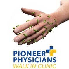 Interesting Video on The Dirtiest Things you Touch! Visit Pioneer Physicians Monday to Saturday to Walk In Clinic, Touch