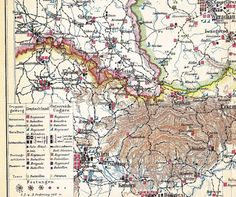 1898 Army and Military Locations and Basis in the by Maptimistic, $15.90