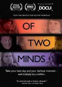 """Of Two Minds"" a documentary about bipolar disorder is available to buy on May 14!"