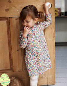 I've spotted this @BodenClothing Pretty Jersey Dress - love it in the multi floral!