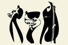 "Saatchi Art Artist Pavel Sluzky; Printmaking, ""Trio"" #art"
