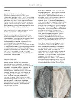 NEULEOHJE YKSINKERTAISEEN JA HELPPOON PAKSUUN VILLAPAITAAN | RKNITS ANNA | Reetta Pelli Anna, Knit Crochet, Crochet Things, Diy Clothes, Weaving, Diy Crafts, Knitting, Knits, Projects