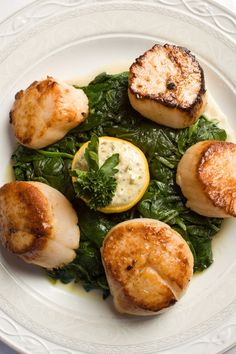 Scallops | by James Stiles Photography