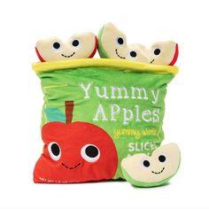 Food Pillows, Cute Pillows, Kawaii Plush, Cute Plush, Food Plushies, Yummy World, Halloween Toys, Fun Board Games, Cute Stuffed Animals